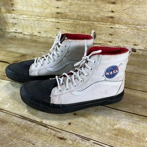 Vans Nasa Skateboard Shoes Size 6